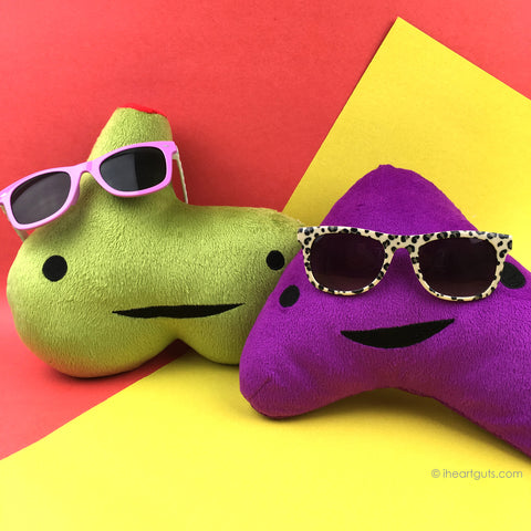 pituitary plush + adrenal plush