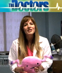 The Doctors - TMI Tuesday - Uterus Plush