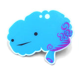 Brain Lapel Pin - All You Need Is Lobe