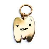 Gold Tooth Keychain - Can You Handle the Tooth?
