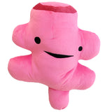Rectum Plush - Bringing Up The Rear - Plush Organ Stuffed Toy Pillow
