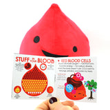 *NEW * Blood Drop Plush - All You Bleed is Blood
