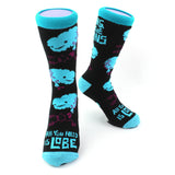 *NEW* Brain Socks - All You Need is Lobe + Bring on the Brains Socks