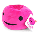 Cervix Plush - Pap Star - Plush Organ Stuffed Toy Pillow