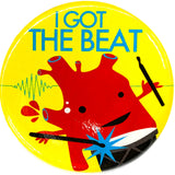 I Got the Beat - Heart Magnet
