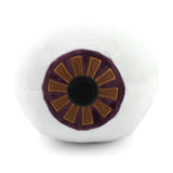 *NEW* Brown Iris Eyeball Plush - Party Pupil in the House! - Plush Organ Stuffed Toy Pillow