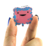 Intestine Lapel Pin - It Takes Guts!