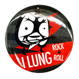 I Lung Rock N Roll Magnet