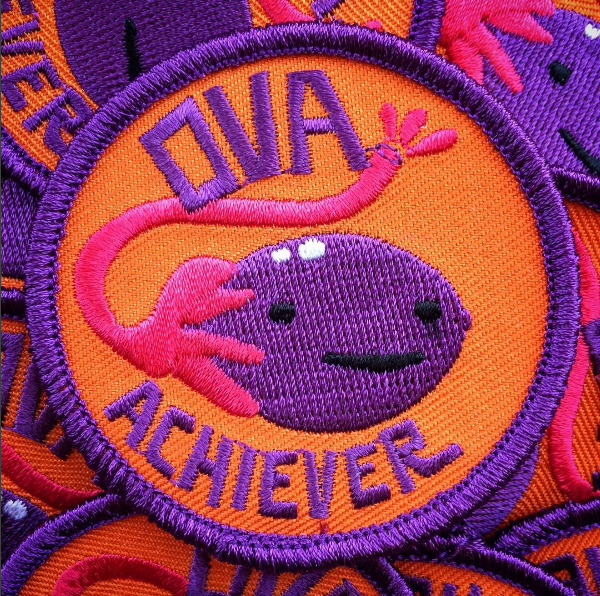 *NEW* - Ova Achiever Patch