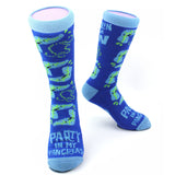 *NEW* Pancreas Socks - Party in My Pancreas + Insulin For the Win Socks