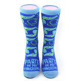 *NEW* Pancreas Socks - Party in My Pancreas + Insulin Artwork Socks