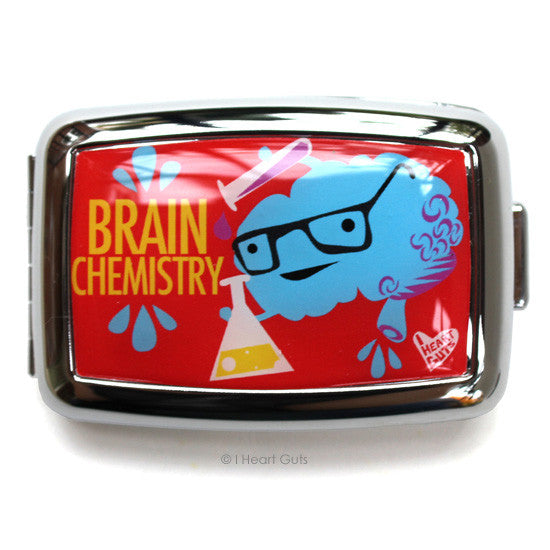 Brain Chemistry Pillbox