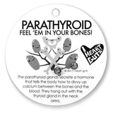 Parathyroid Gland Lapel Pin - Gland Slam!
