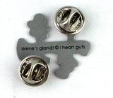 Skene's Gland Lapel Pin - Gland of the Ladies