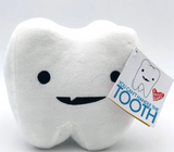 *SALE* Tooth Plush - You Can't Handle the Tooth - Plush Organ Stuffed Toy Pillow