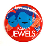 Family Jewels - Testicle Magnet