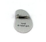 Tonsil Lapel Pin - You're Swell