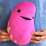 Tonsil Plush - You're Swell - Plush Organ Stuffed Toy Pillow