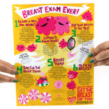 Breast Exam Ever - Mammary Self-Exam Card - Bilingual