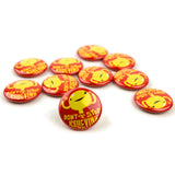 Don't Stop Relievin' Bladder Buttons - Set of 10