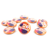 Ova Achiever Ovary Buttons - Set of 10