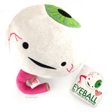 Eyeball Plush - Party Pupil in the House! - Plush Organ Stuffed Toy Pillow