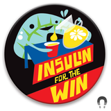 *NEW* - Pancreas Magnet - Insulin for the Win!