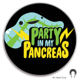 Party in My Pancreas Magnet