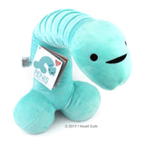 Penis Neck Pillow With Foreskin Pocket - Plush Organ Stuffed Toy Pillow - BACK AUG. 2020