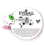 Eyeball Lapel Pin - Party Pupil in the House!