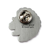 Salivary Gland Lapel Pin - Spittin' Image!