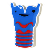 Trachea + Larynx Lapel Pin - Breathe Deep!