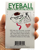 I Only Have Eyeball Stickers For You - 15 Eyeball Stickers