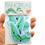 Pack of Pancreas Stickers - 15 Pancreas Stickers