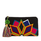 Neon Lights Clutch