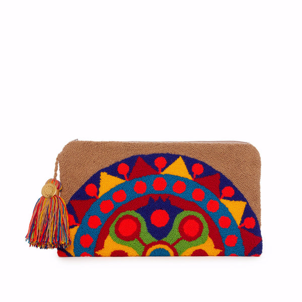 Buena Fortuna Natural Clutch