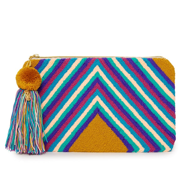 Oro Deco Clutch