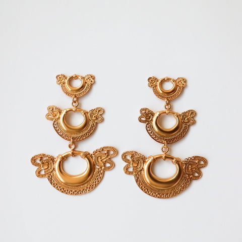 Heritage Earrings
