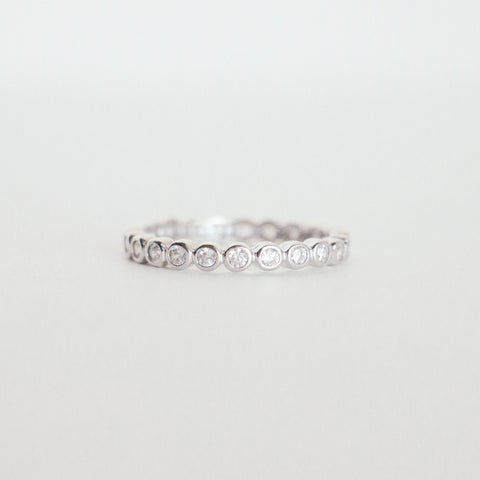 sparkle on eternity ring