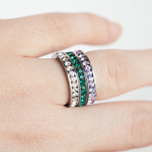 shimmering stackers