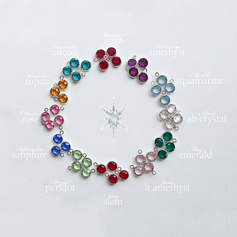 charming shine ~ add charms and birthstones