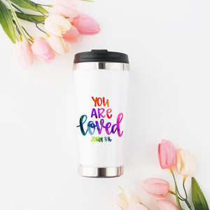 Sip and SHINE Travel Tumbler