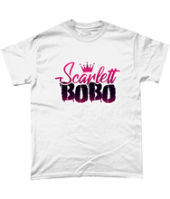 Load image into Gallery viewer, Scarlett BoBo - Logo T-Shirt