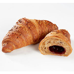 Bake at Home Blueberry Croissant