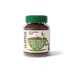 Clipper Organic Decaffeinated Instant Coffee