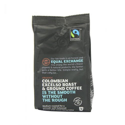 Equal Exchange Organic Columbian Ground Coffee