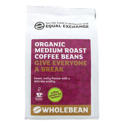 Equal Exchange Medium Roast Coffee Beans