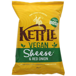 Kettle Chips Sheese & Red Onion