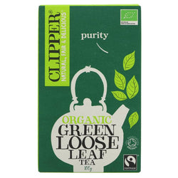 Clipper Organic Loose Green Tea