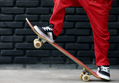 Learn to skate or scoot!